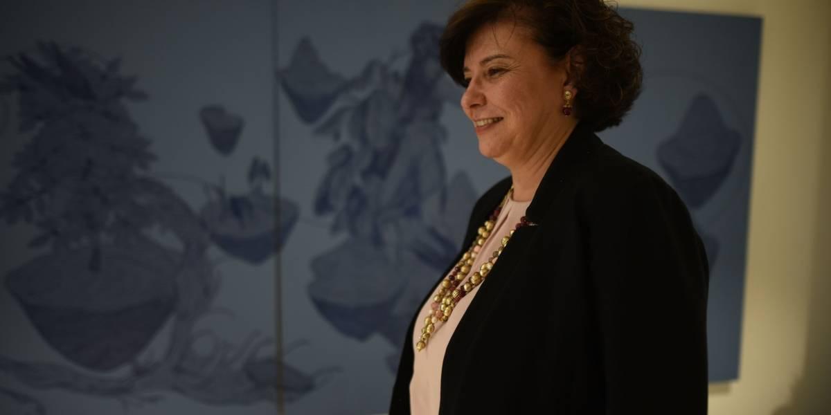 """""""El país sí esta preparado para tener una presidenta"""", Connie Beneitez de Paiz"""