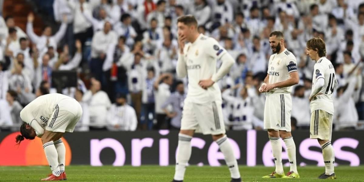 Le llueve sobre mojadoal Madrid: revelanel tiempo debajade Carvajal y Lucas
