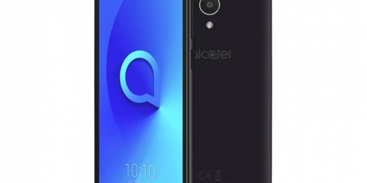 Características y precio: Alcatel 1X, el más asequible del mercado