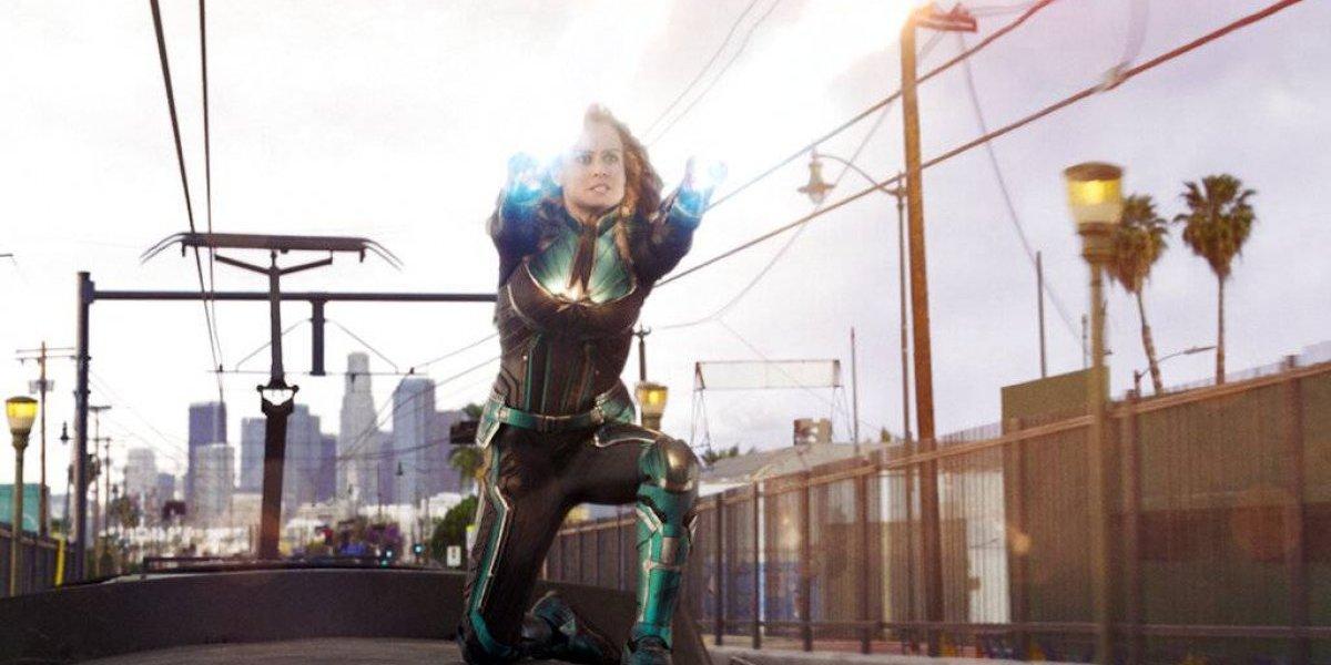 """Captain Marvel"" encabeza la taquilla por segunda semana consecutiva"