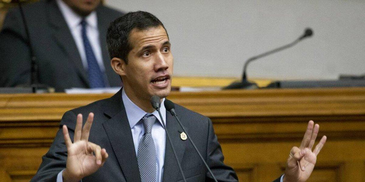Guaidó entró a Venezuela gracias a embajadores, revela ministro alemán