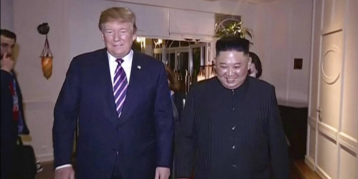 Familias llorando de alegría, fotos con la gente y siempre sonriendo: así es el documental norcoreano que glorifica a Kim Jong-un tras cita con Trump