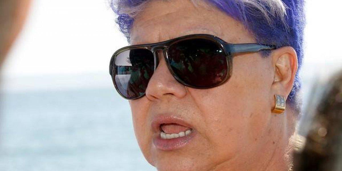 """""""Soy una figura importante"""": Patricia Maldonado agradeció la estación de Metro """"con su nombre"""""""