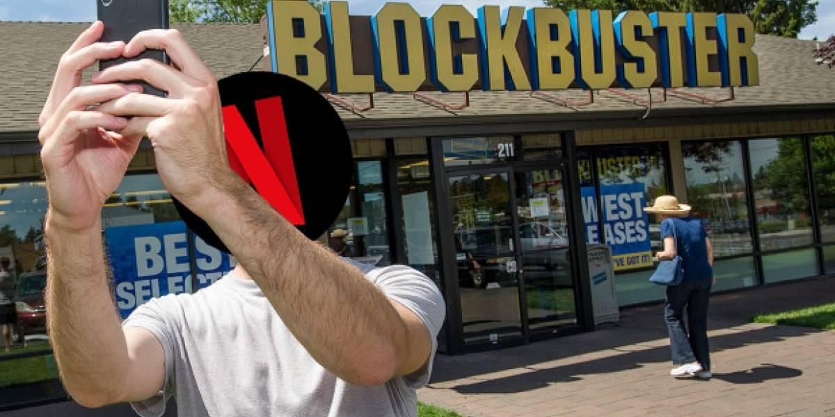 Blockbuster sobrevive con una ultima tienda en Oregon a pesar del éxito Netflix