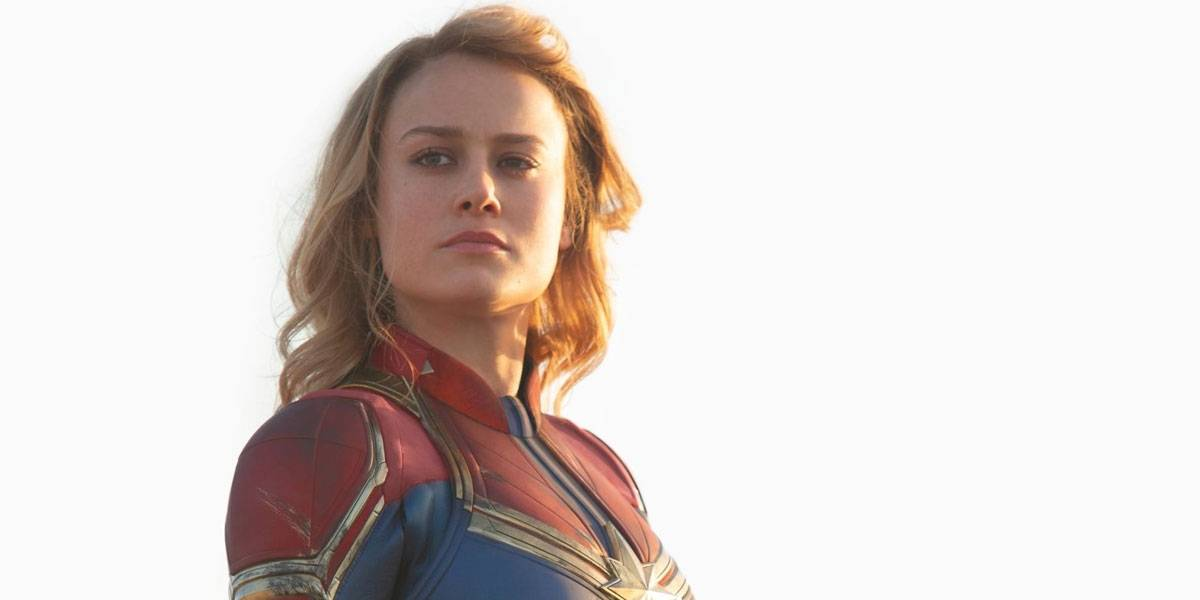 Brie Larson, Capitana Marvel, se une al Netflix de Apple