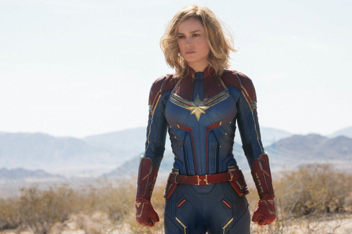 Es interpretada por la actriz de 29 años de edad, Brie Larson quien regresará a la Tierra para enfrentarse con su pasado y convertirse en la heroína de una guerra entre dos razas alienígenas. Cortesía Disney