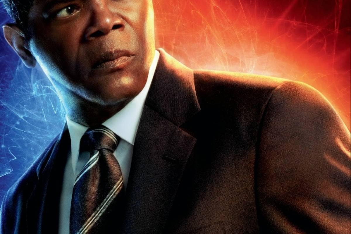 El actor de 70 años de edad Samuel L. Jackson es quien da vida a este personaje, el cual es líder de SHIELD una agencia ficticia de antiterrorismo e inteligencia. Cortesía Disney