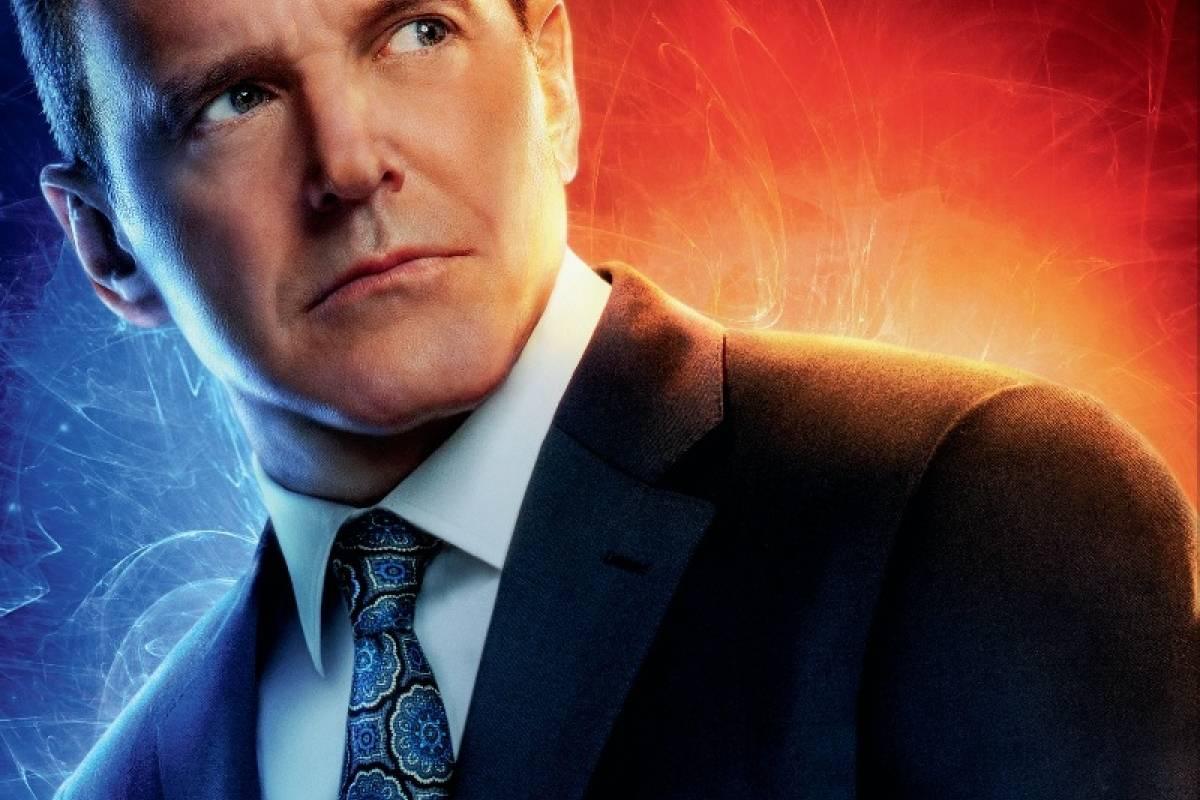 Este personaje es interpretado por el actor Clark Gregg quien ha estado presente en diversas cintas del universo cinematográfico de Marvel. Cortesía Disney