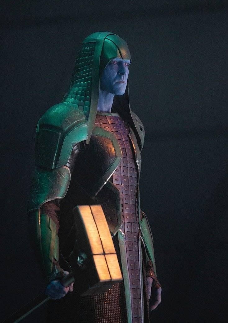 Es el acusador supremo del imperio kree y es interpretado por el actor Lee Pace, quien ha participado en diversas película como la trilogía de El Hobbit. Cortesía Disney