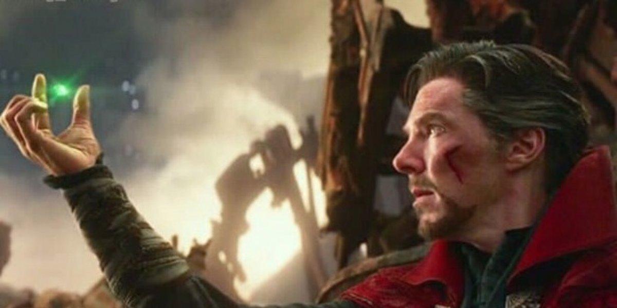 Marvel: ¿Dr. Strange murió en Infinity War ? o ¿Fingió su muerte para mejorar sus poderes para vencer a Thanos?