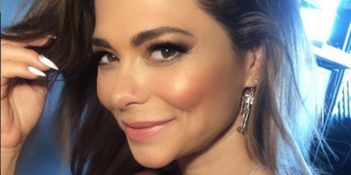 Antonella Rios genera preocupación luego de compartir imagen luciendo muy delgada