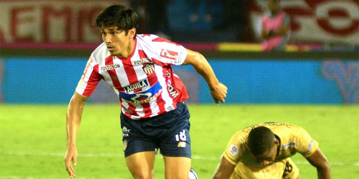 """En Colombia le pegan a Matías Fernández tras su debut en la Libertadores: """"El técnico se equivocó en ponerlo"""""""
