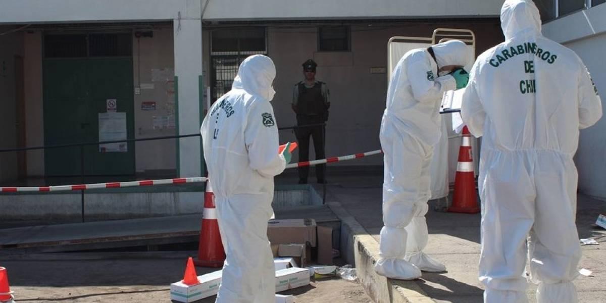 Femicidio frustrado en Iquique: funcionaria del Hospital fue apuñalada por ex pareja en pleno recinto médico