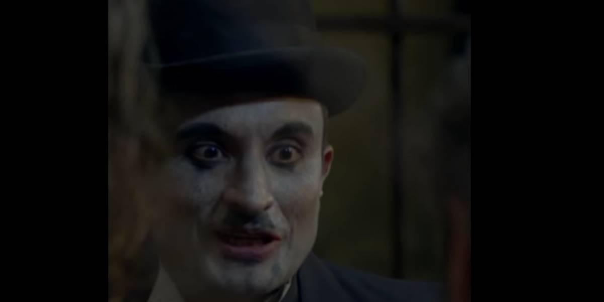 Así fue la audición del macabro 'Chaplin' en 'El bronx'
