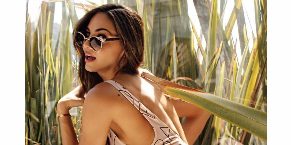 Valerie Domínguez hizo gala de su cuerpo tonificado en sensual sesión de fotos