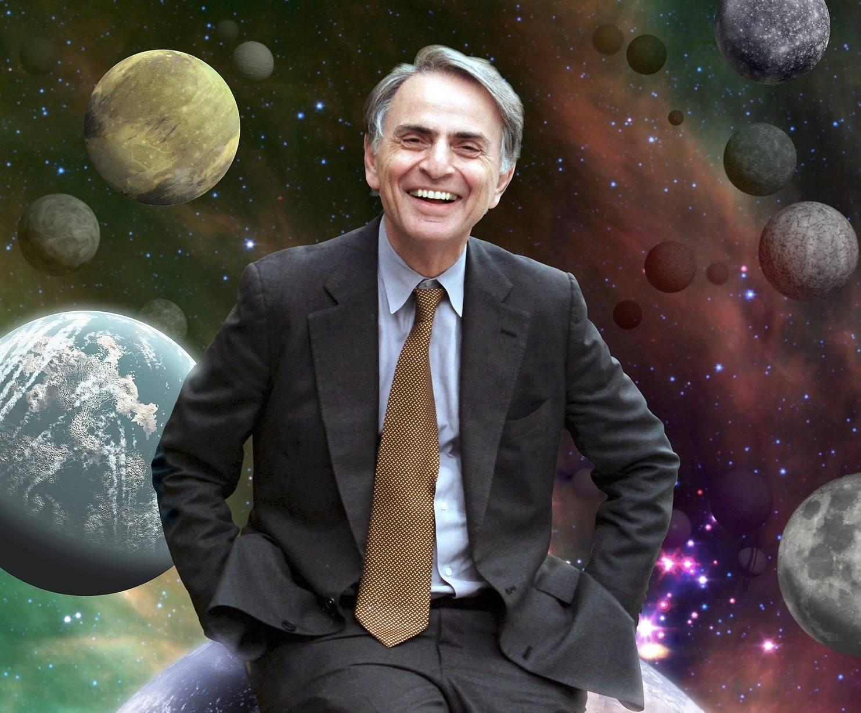 Espacio: treinta años se cumplen del día en que Carl Sagan nos mostró lo pequeños que somos en el Universo
