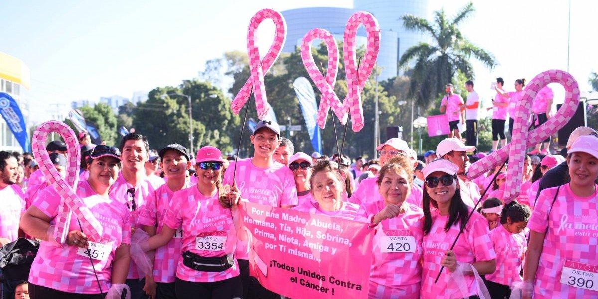 La avenida de la Reforma se teñirá de rosa este domingo