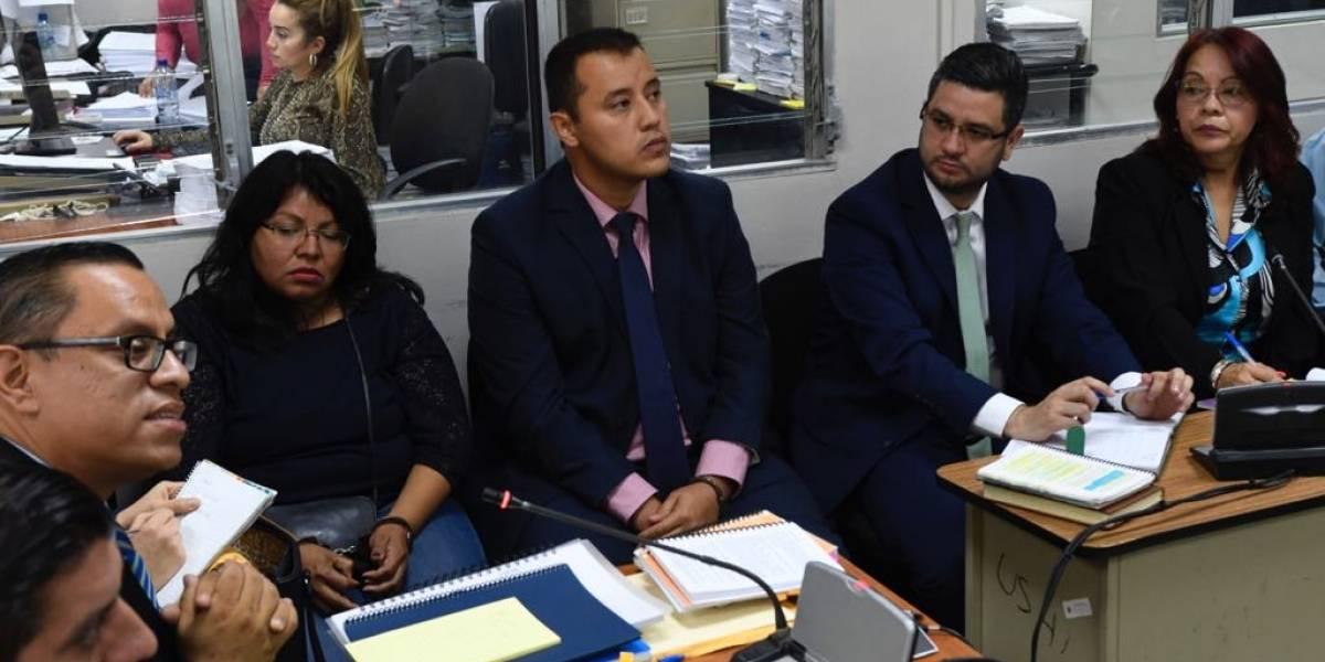 Señalados en caso Seguridad y Transporte buscaban cambio de delitos