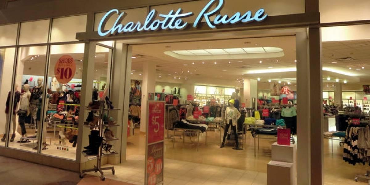 Charlotte Russe cerrará todas sus tiendas