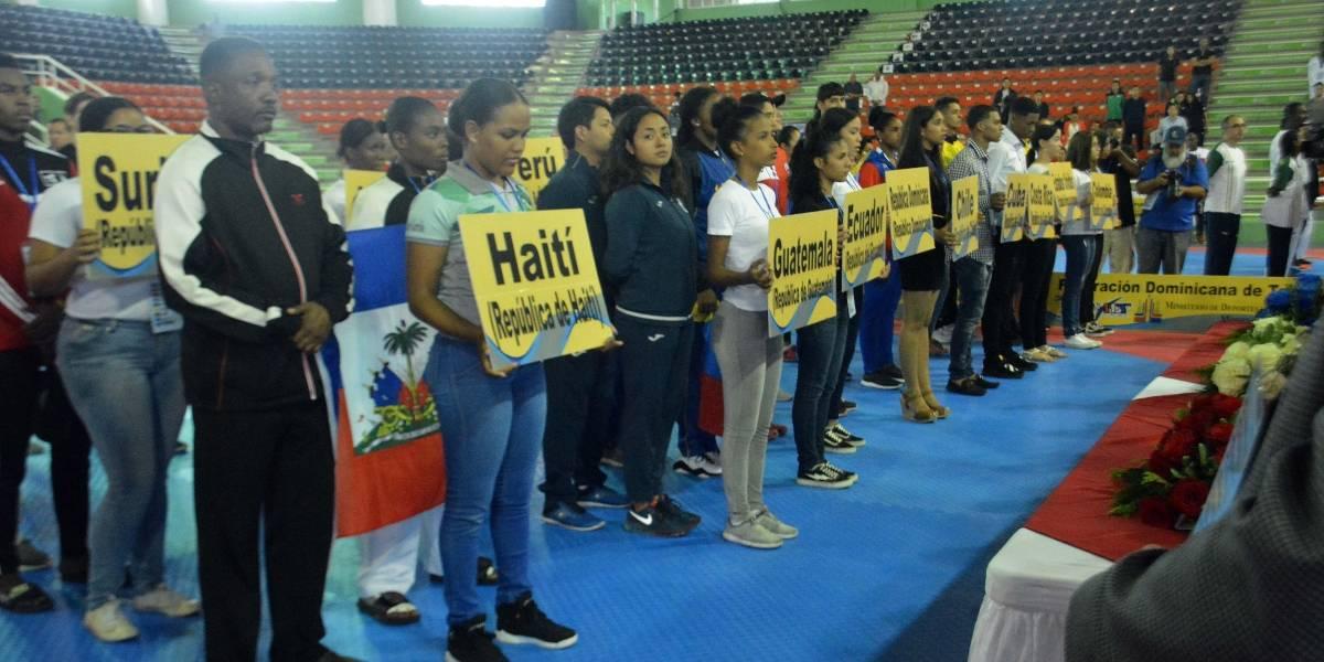 Más de 30 países inauguran Clasificatorio Panamericano de Taekwondo y Abierto G-1