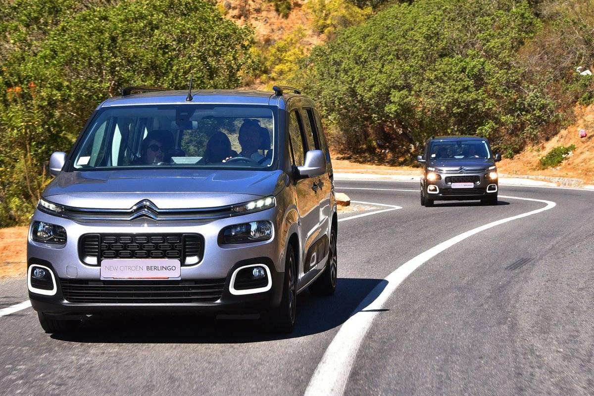 Multipropósito por definición: Citroën vuelve a sorprender