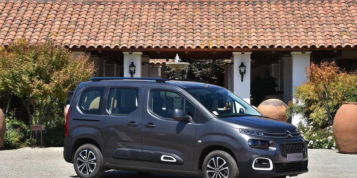 Multipropósito por definición: Citroën vuelve a sorprender con la Berlingo Pasajeros
