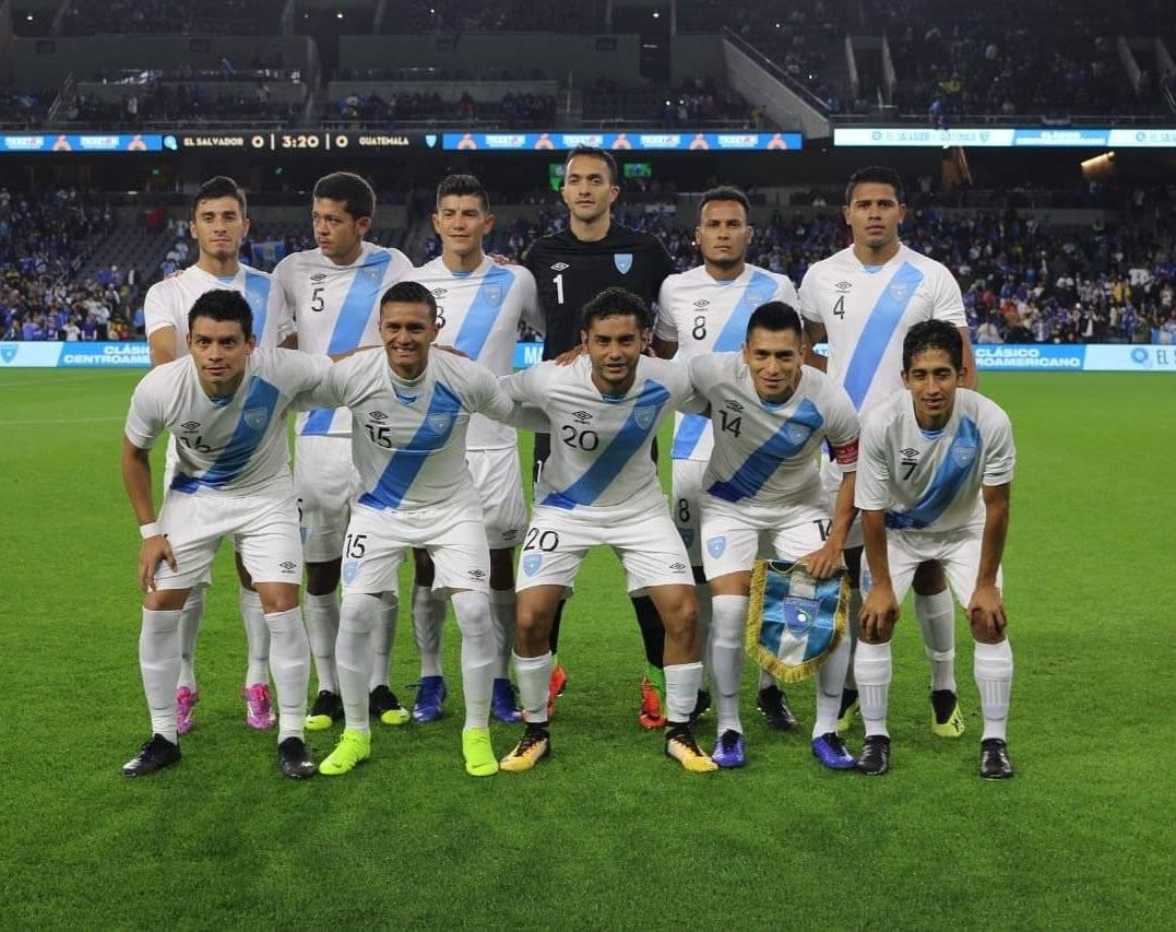 Resultado del partido El Salvador vs Guatemala, 6 de marzo 2019
