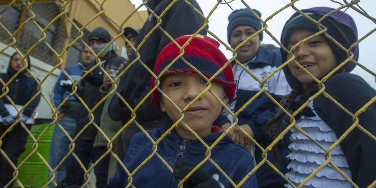 Unicef denuncia que más de 1 mil niños fueron obligados a retornar a Centroamérica