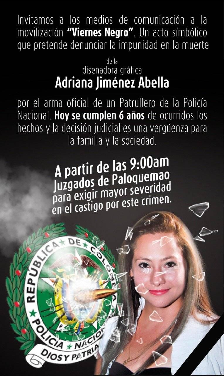 Exigen justicia por mujer asesinada por un Policía