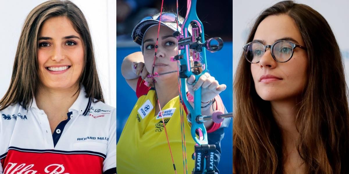 ¡Promesas y realidades! Las cinco mujeres que brillan en el deporte colombiano