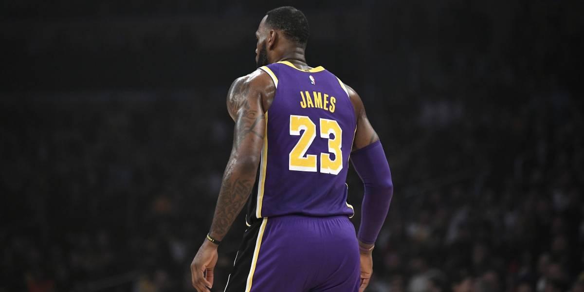 Le Bron James superó a Michael Jordan — Histórico