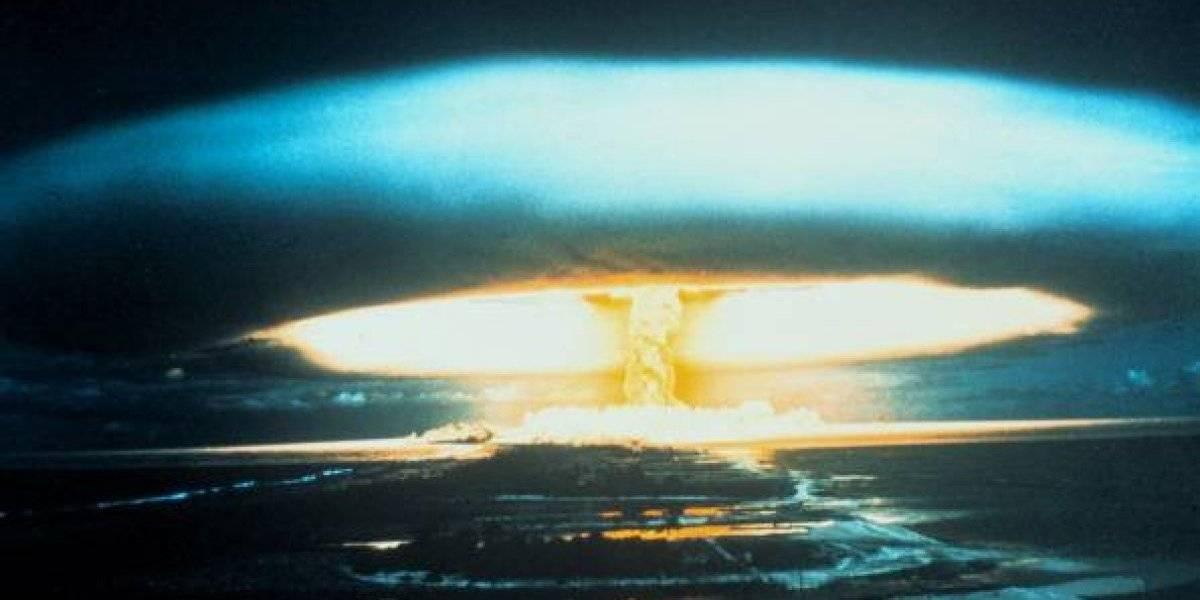 Así se ve el aterrador poder destructivo de una bomba atómica en alta definición