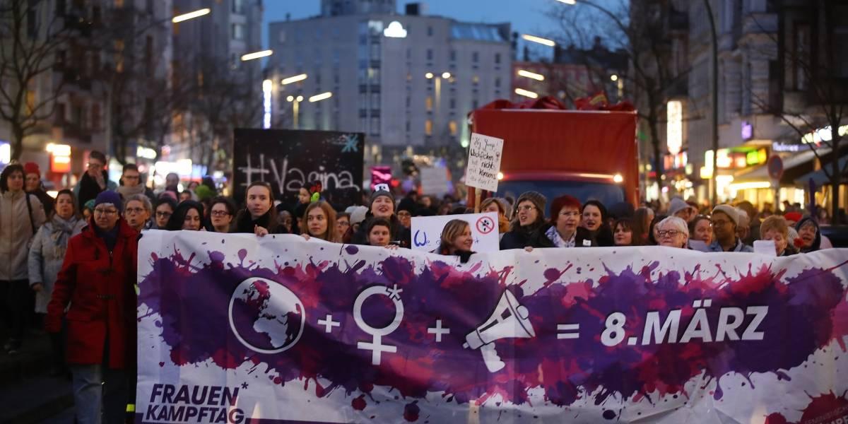 Día de la Mujer será festivo en Berlín por primera vez