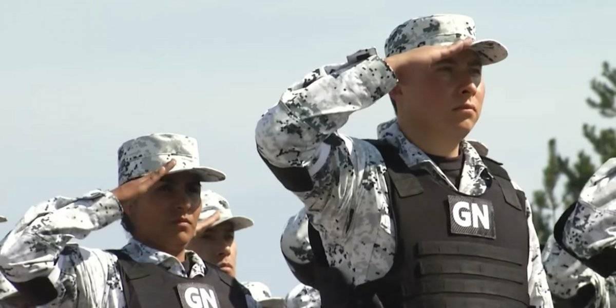 Congreso avala constitucionalidad de la Guardia Nacional