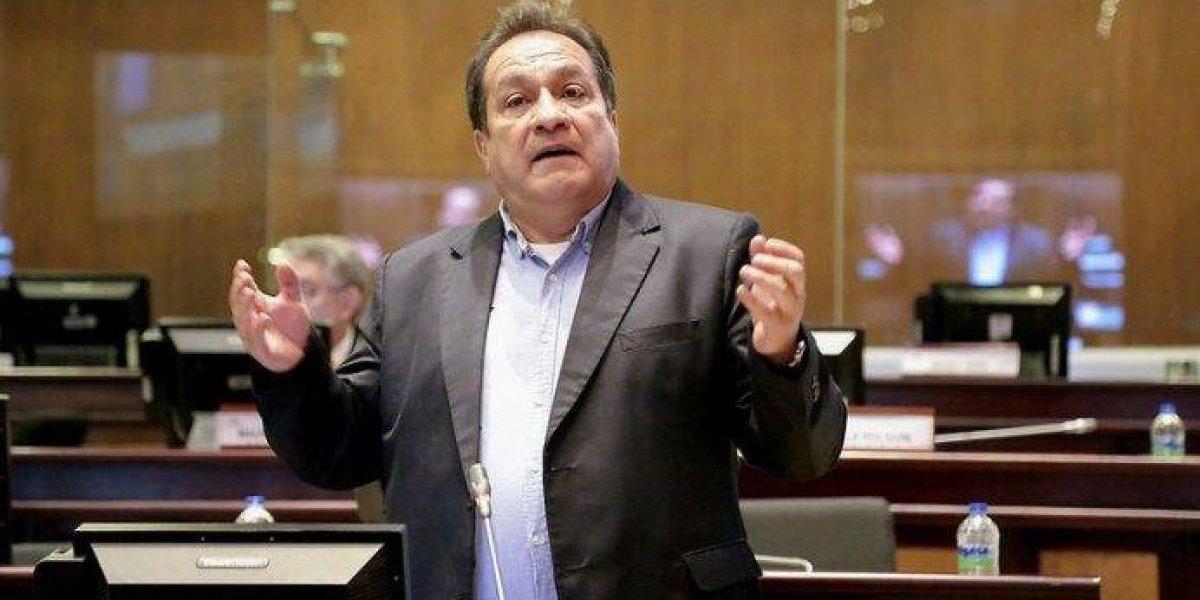 CAL decidirá el futuro de legislador Hermuy Calle este jueves
