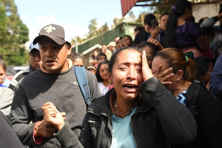 Tragedia del Hogar Seguro Víctima de la Asunción