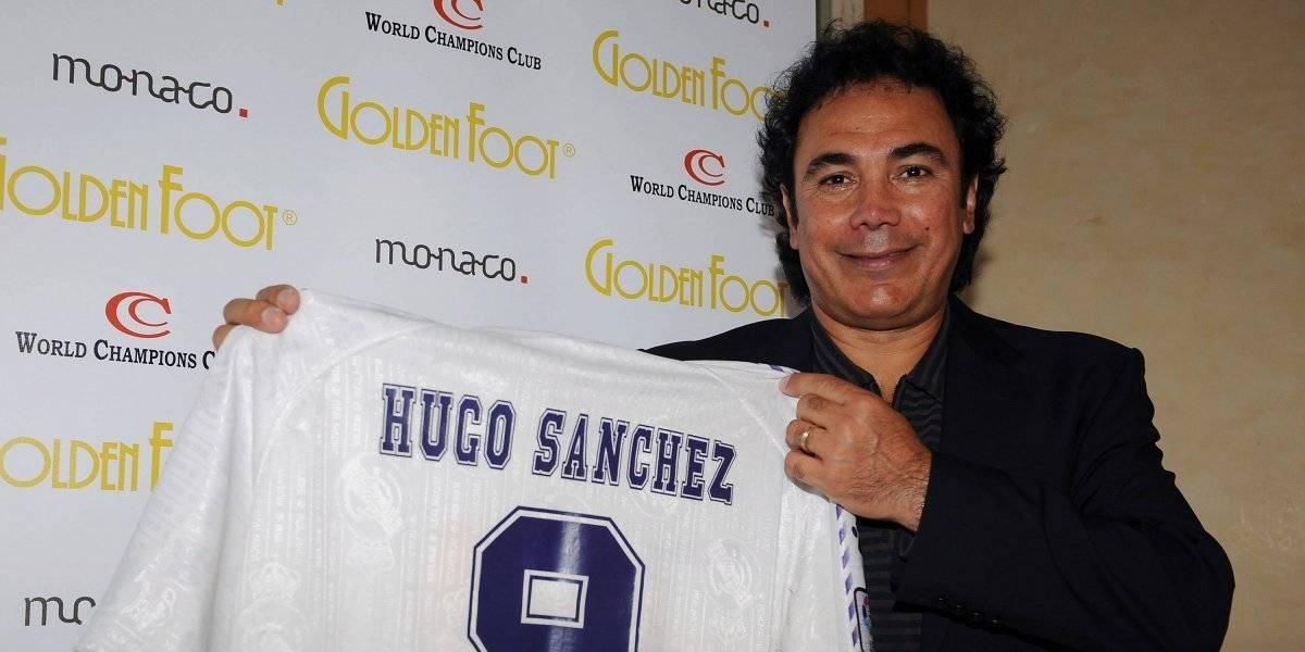 Estrenarán el documental de Hugo Sánchez el próximo otoño