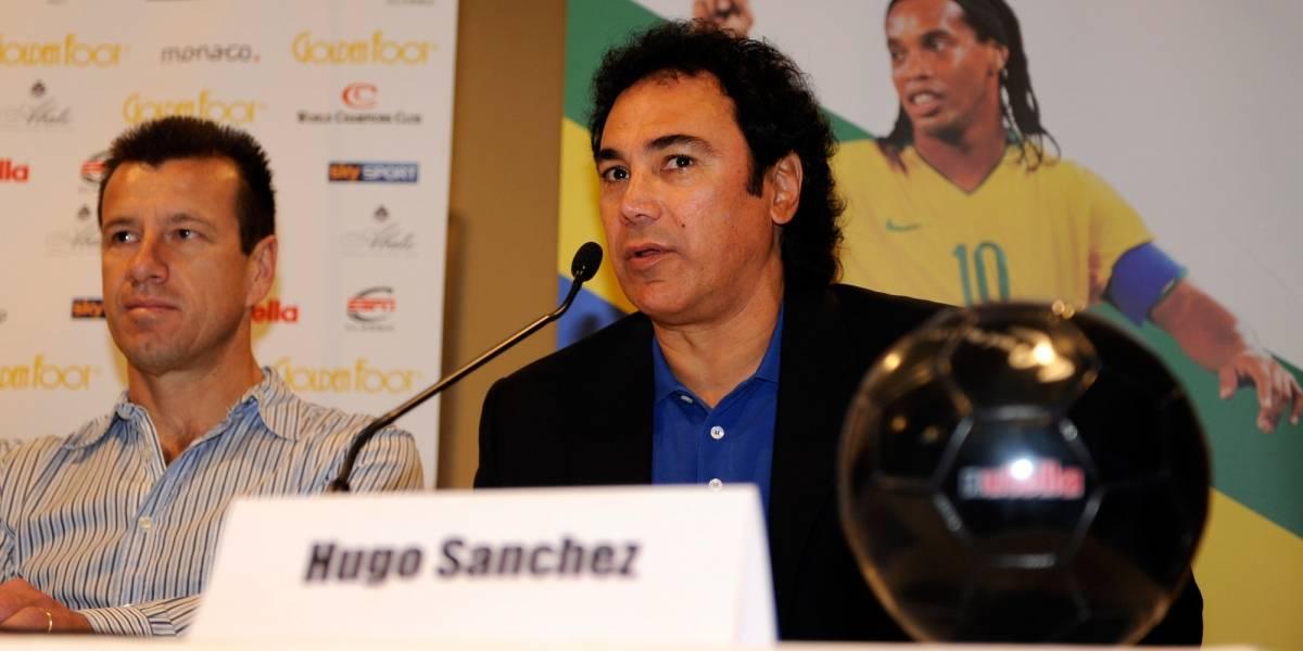 Piden en España a Hugo Sánchez para el Real Madrid