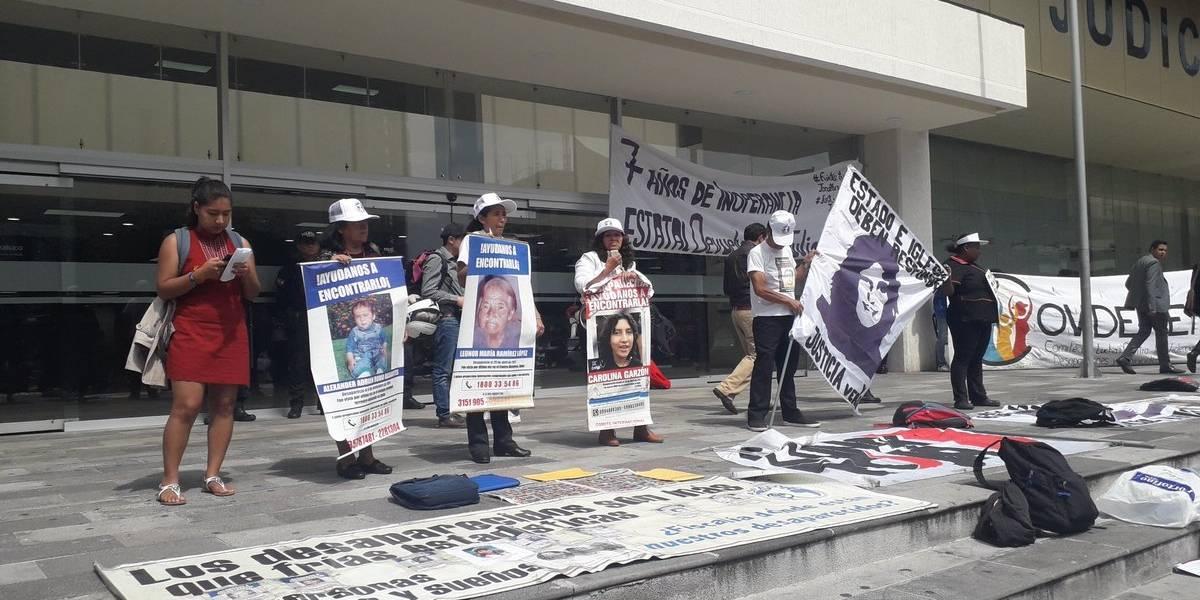 Se suspende audiencia preparatoria de juicio contra pastor implicado en caso Juliana Campoverde