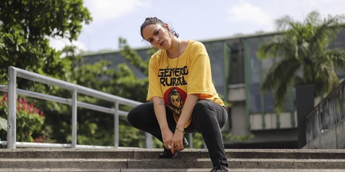 Lianna, la paisa que se abrió espacio en el reñido mundo del Hip Hop en Colombia