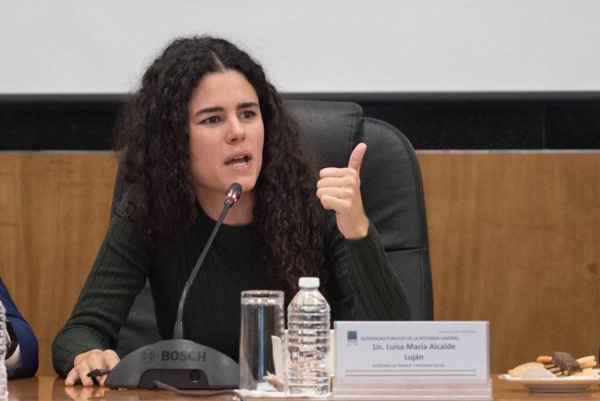 Luisa María Alcalde