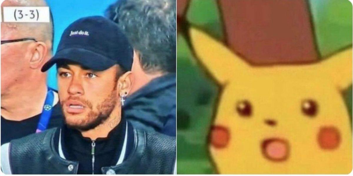 Las burlas a Neymar de las que todos se ríen en redes sociales