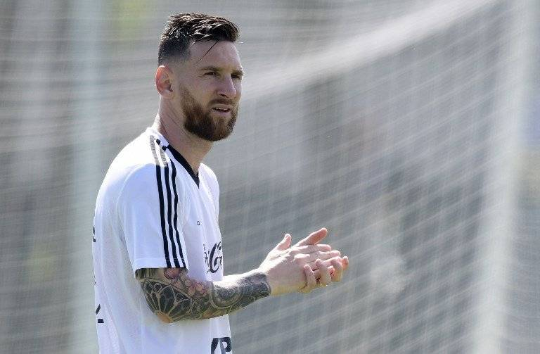 Messi retorna a la selección argentina