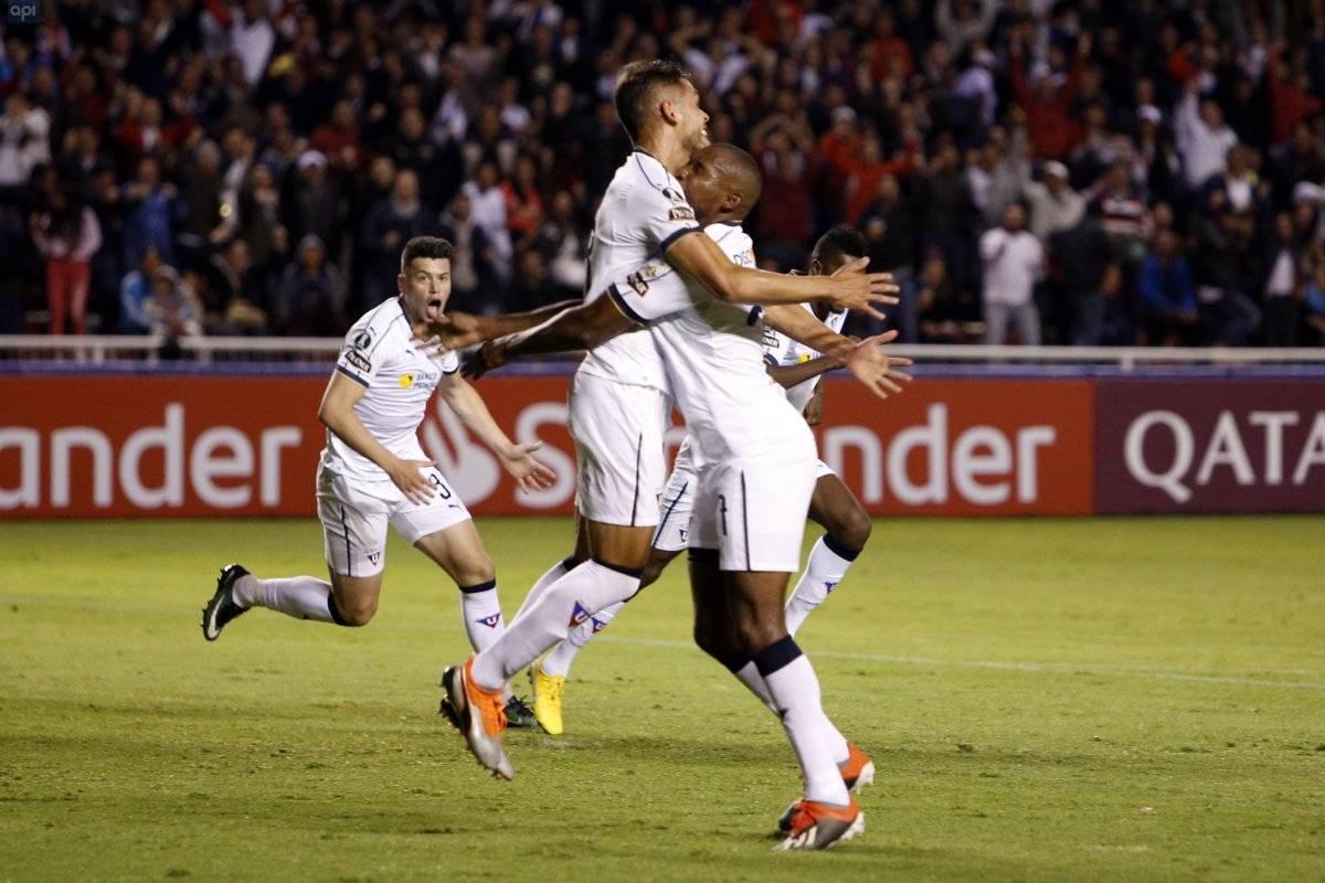 Liga de Quito vs Peñarol: Los