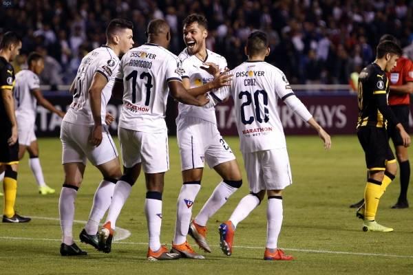 Importantes bajas para el partido El Nacional vs Liga de Quito