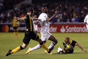 Liga de Quito vs Peñarol