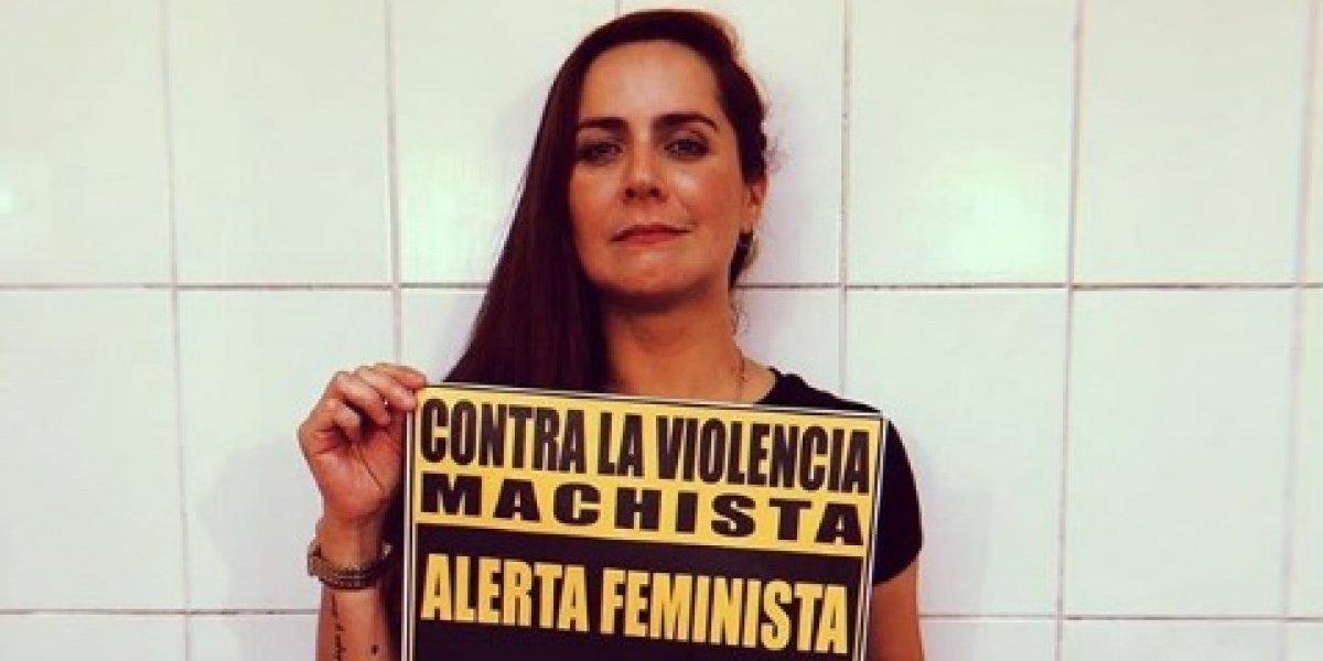 """Natalia Valdebenito se sincera y revela cómo es hacer stand up feminista: """"No quería ser una mujer gomero"""""""