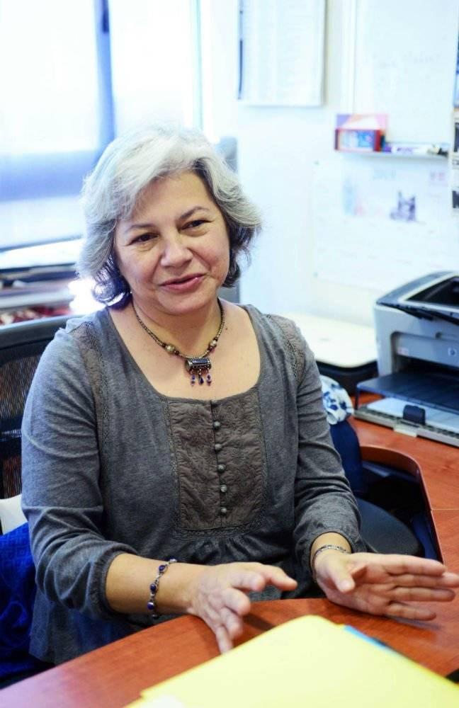 Patricia Castañeda Salgado Foto: Cortesía UNAM