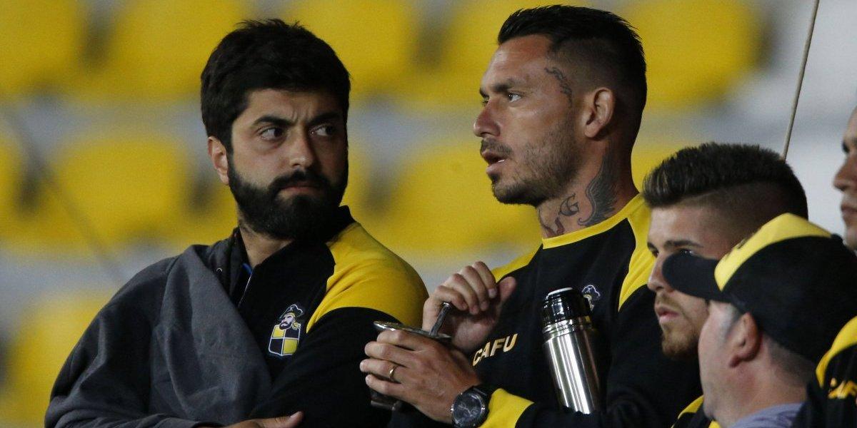 """DT de Coquimbo aclara situación de Pinilla: """"Lo vamos a cuidar, no queremos apurar nada"""""""