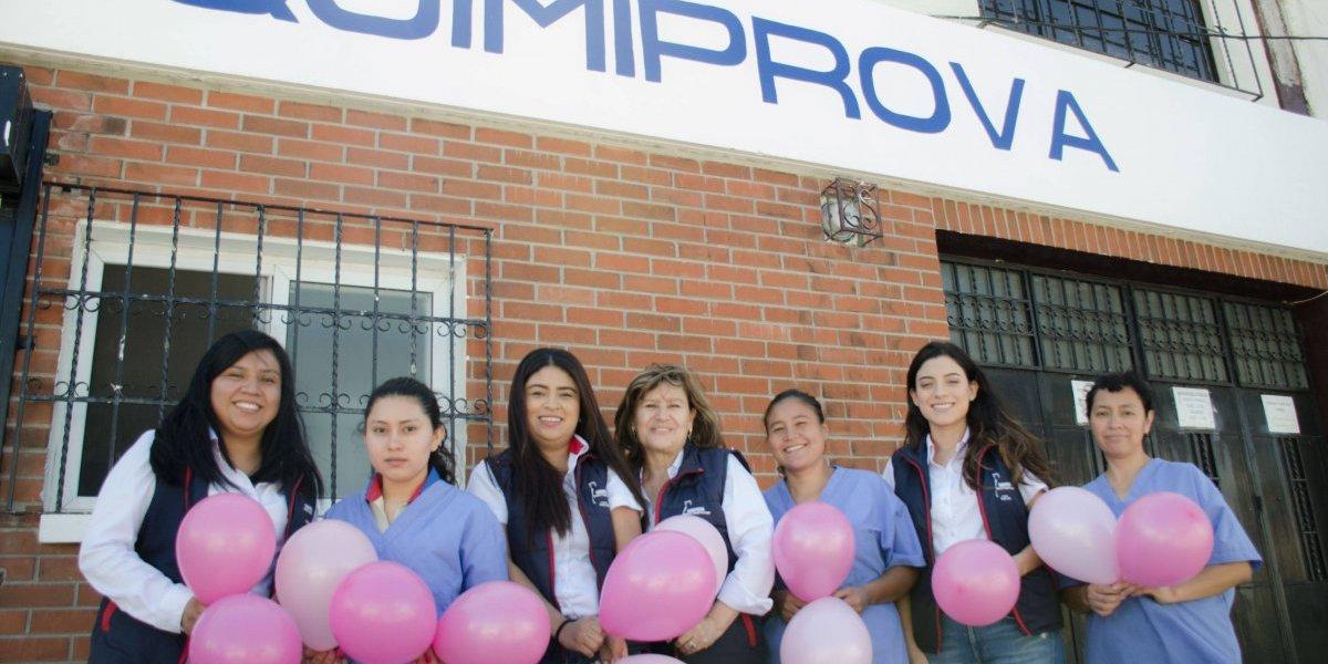 Con su empresa, Elizabeth Herrera ayuda a otras mujeres a emprender sus negocios
